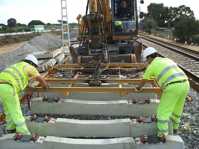 Infraestructura y Vía. DSV Constructora y Ferroviaria.