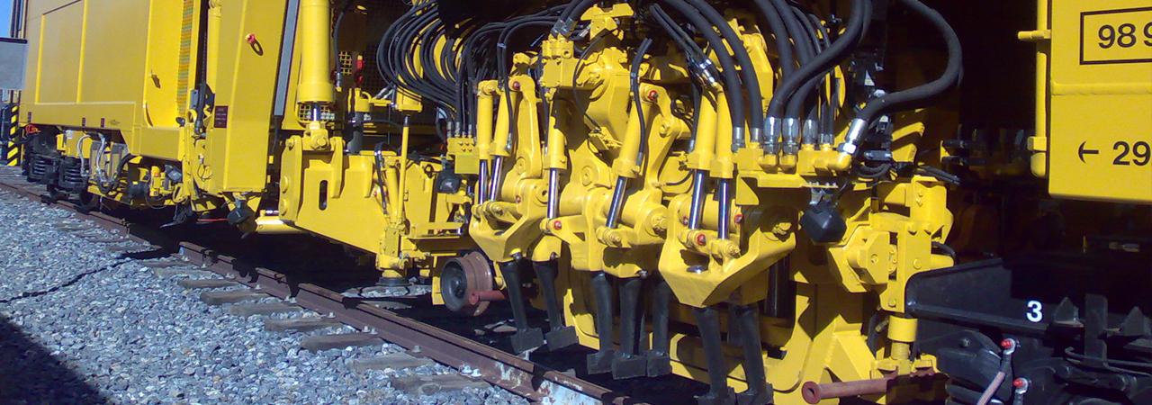 DSV Constructora y Ferroviaria TECNOLOGÍA